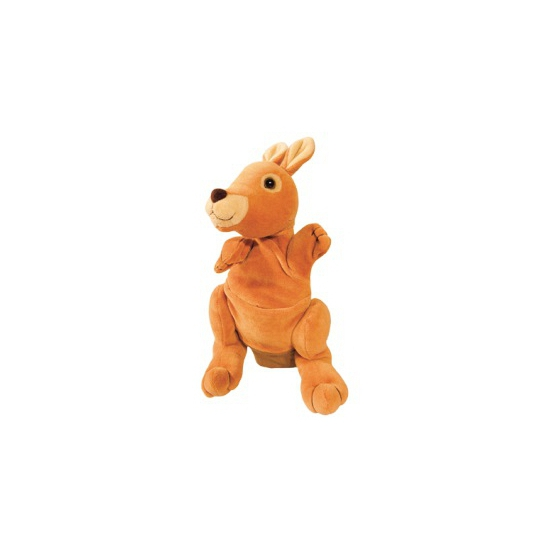 Poppentheater handpop kangoeroe 22 cm