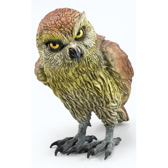 Rubberen uilen 34 cm