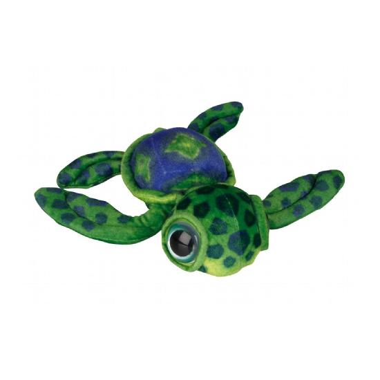 Schildpadden knuffels groen