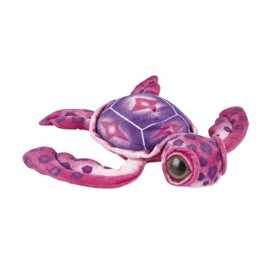 Schildpadden knuffels roze