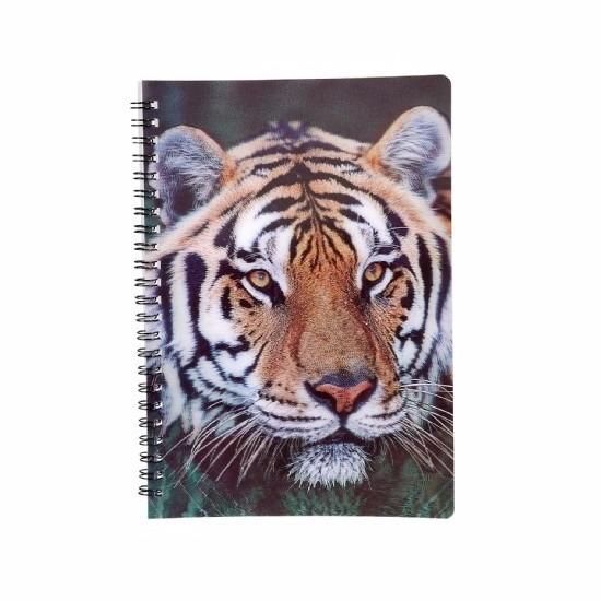 Schriftje tijger 3D 21cm
