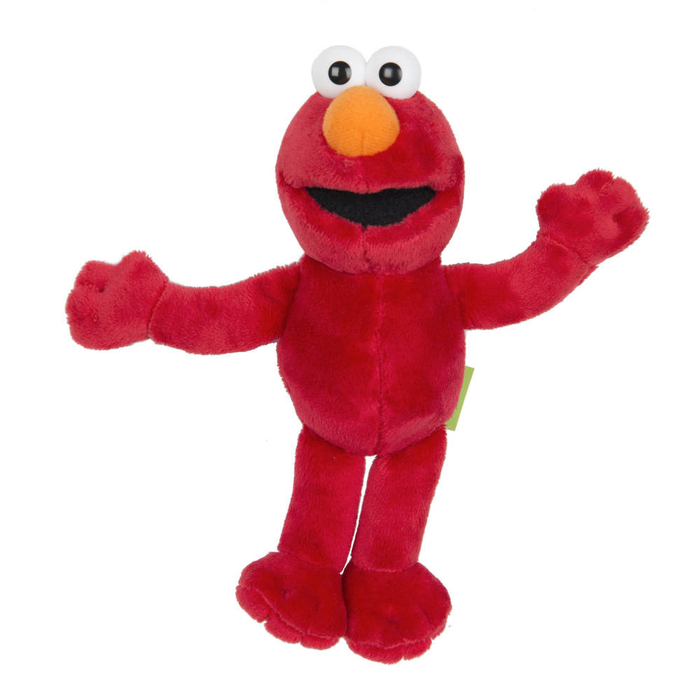 Sesamstraat pluche Elmo knuffel 63 cm