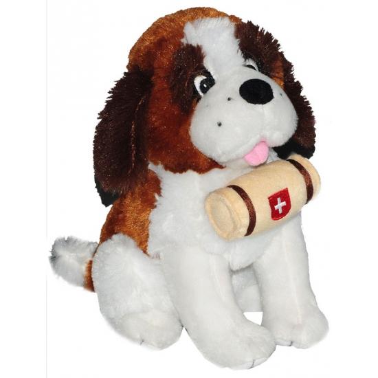 Sint Bernard hondenknuffel 25 cm