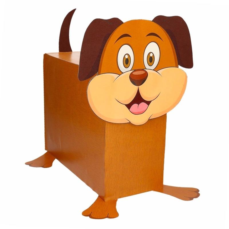 Sinterklaas surprise hond DIY pakket