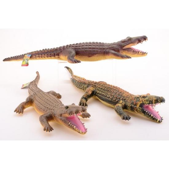 Speelgoed krokodil 60 cm