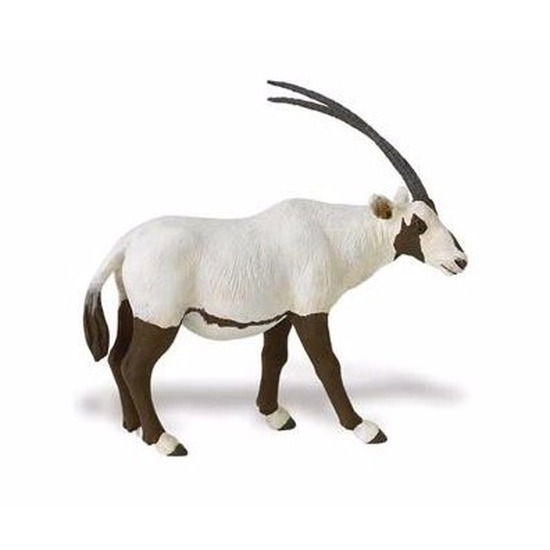 Speelgoed nep Arabische oryx 11 cm
