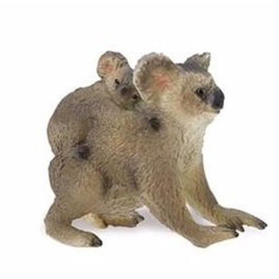 Speelgoed nep koala 5 cm