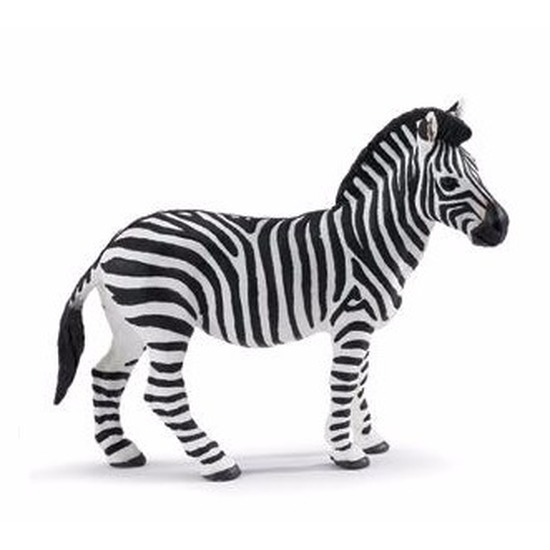 Speelgoed nep zebra 11 cm