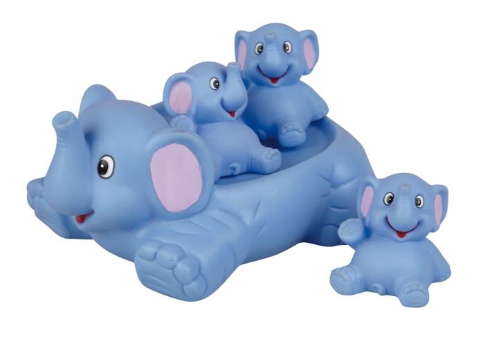 Speelset bad olifantjes