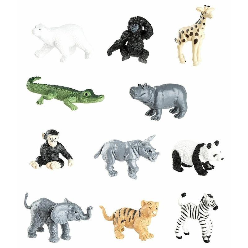 Speelset dierentuin dieren