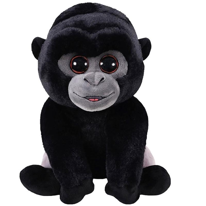 Ty Beanie Boo Bo de gorilla aapje 15 cm