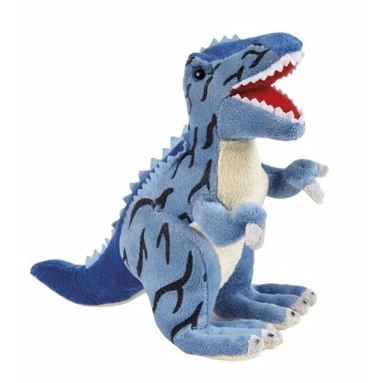 Tyrannosaurus Rex dino knuffels 30 cm