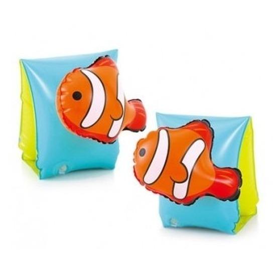 Vissen zwembandjes kinderen 3-6 jaar