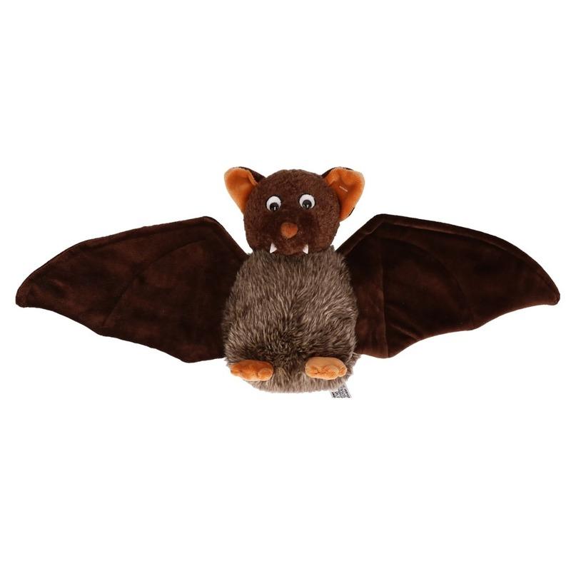 Vleermuis knuffel Dragomir 18 cm