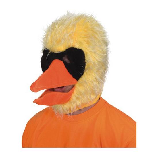 Vogel thema masker voor volwassenen