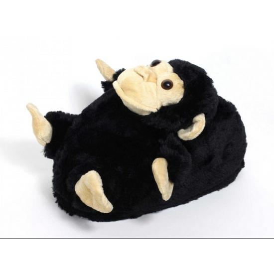 Volwassenen dieren pantoffels aap