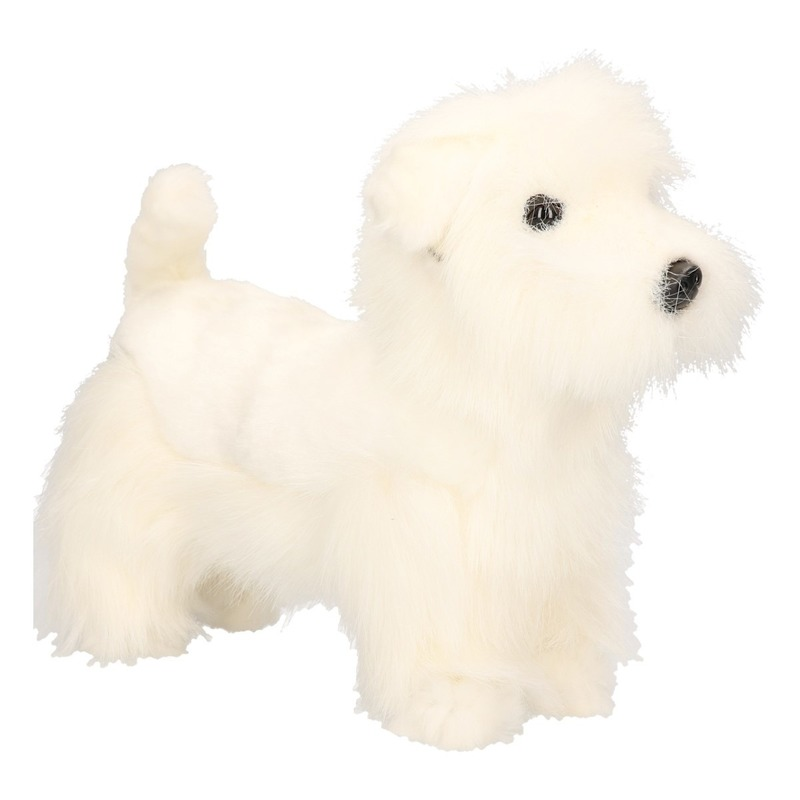 West Highland Terrier knuffels 26 cm