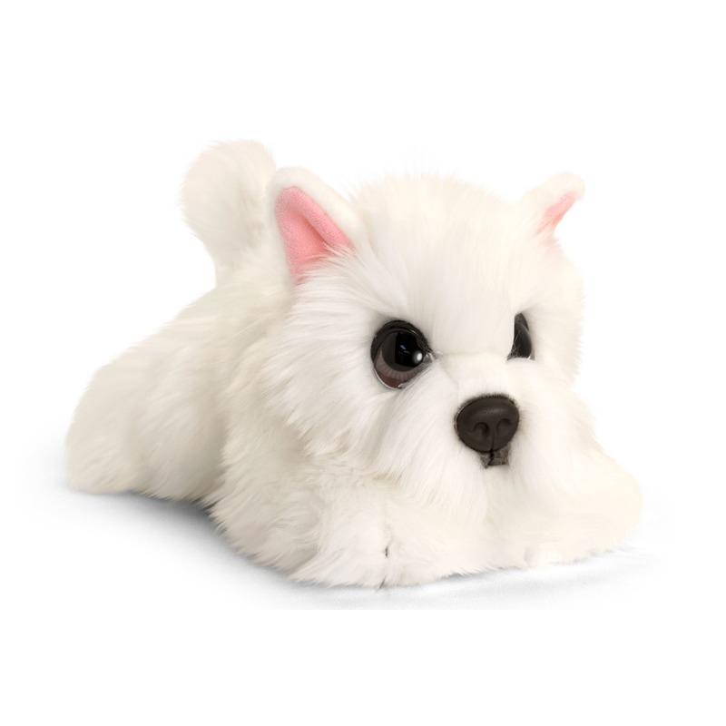 Westie honden knuffeldier 37 cm
