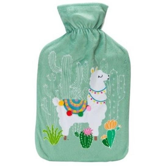 Winter kruik alpaca/lama 2 liter