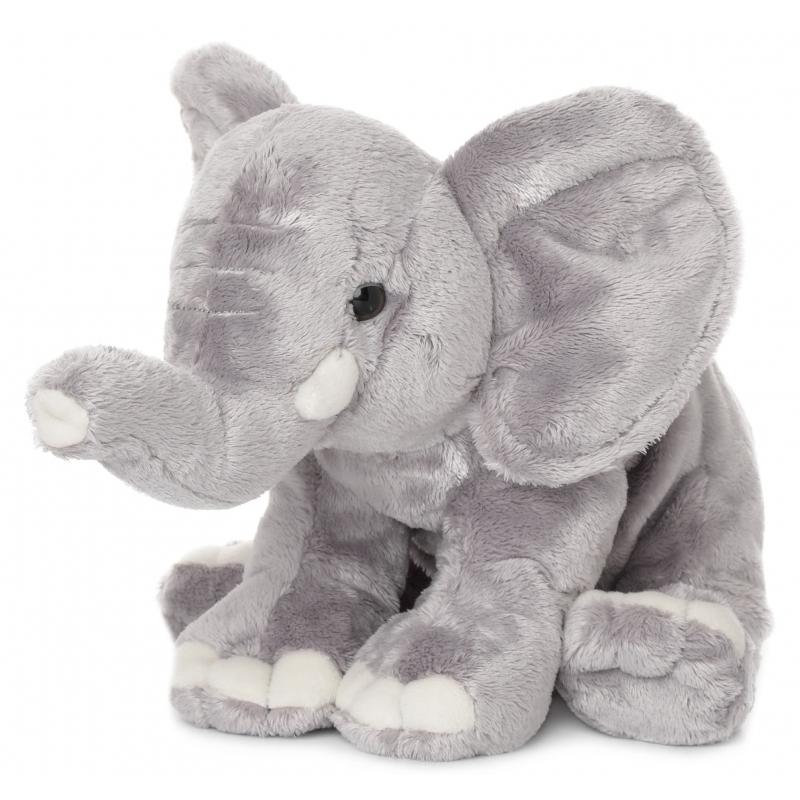 WNF pluche knuffel olifantje slurf omhoog 25 cm