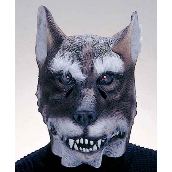 Wolven masker