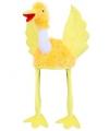 Struisvogel mutsen voor volwassenen