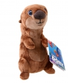 Pluche Finding Dory otter knuffel 17 cm