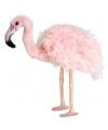 Flamingo knuffel 38 cm