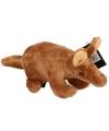 Pluche aardvarken knuffels 18 cm
