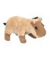 Pluche capibara knuffels 18 cm