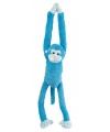 Hangend blauw aapje 55 cm