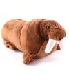 Pluche walrus 21 cm