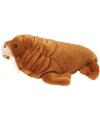 Pluche walrus knuffeldier 30 cm