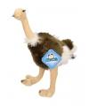 Pluche struisvogel knuffel 30 cm