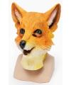 Vossen maskers voor volwassenen