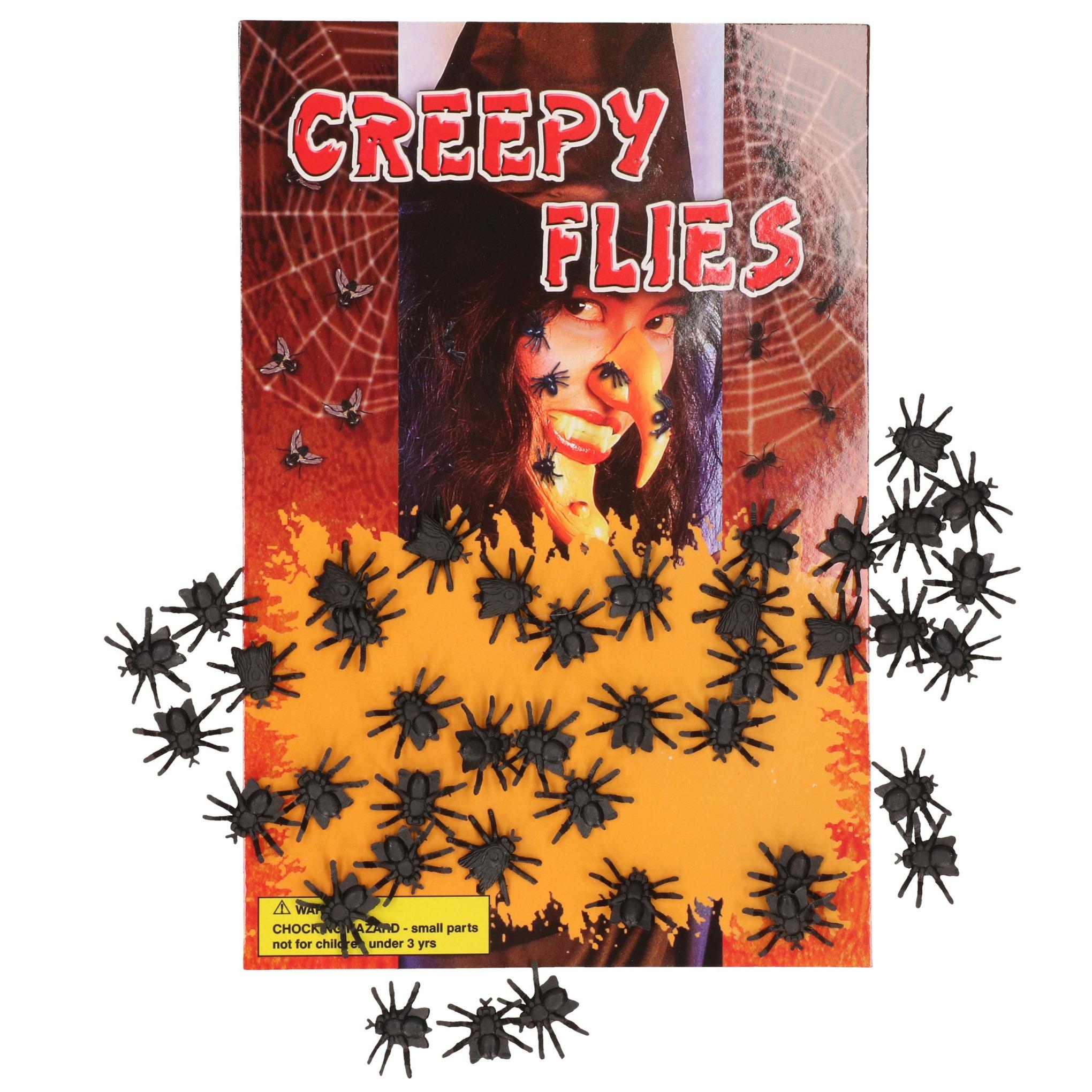 36x Nepvliegen halloween thema artikel