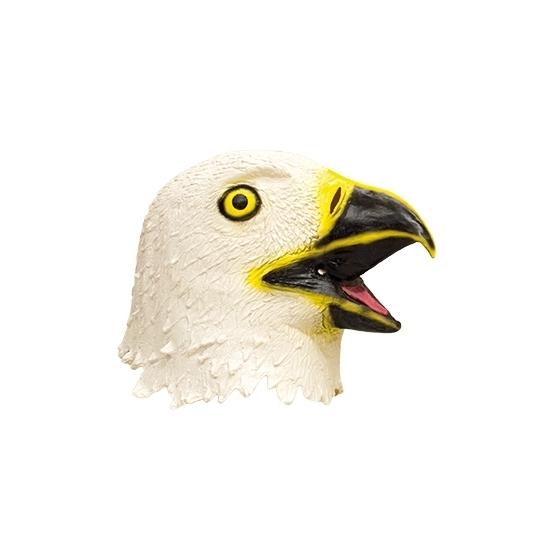Adelaars dierenkop masker