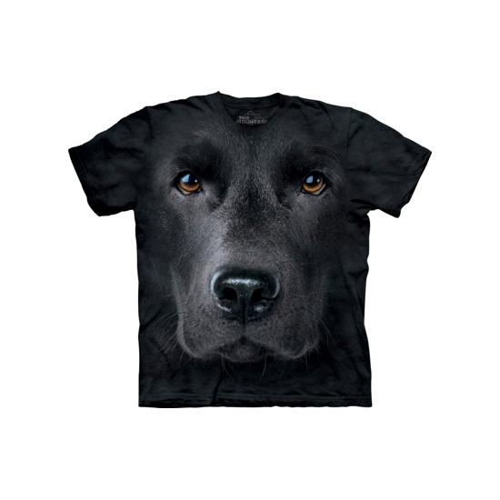 All-over print kids t-shirt met Labrador