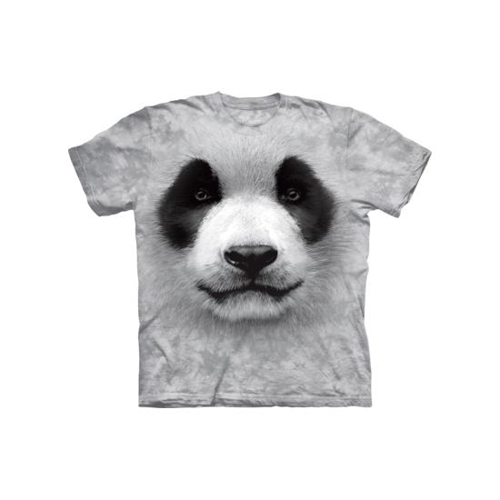All-over print kids t-shirt met Panda