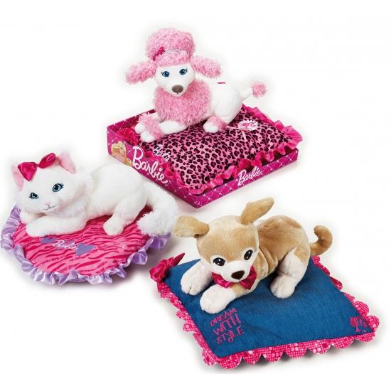 Barbie kinderkamer decoratie chihuahua knuffel hondje