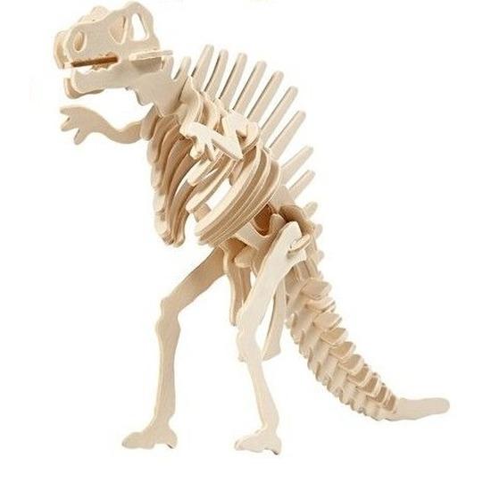 Bouwpakket hout Spinosaurus