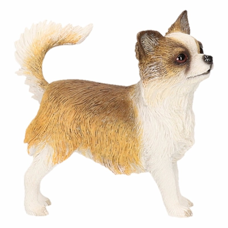 Chihuahua decoratie beeldje 10 cm