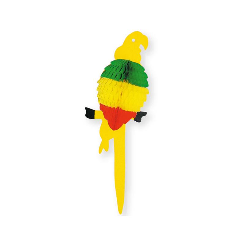 Decoratie papegaaien klein