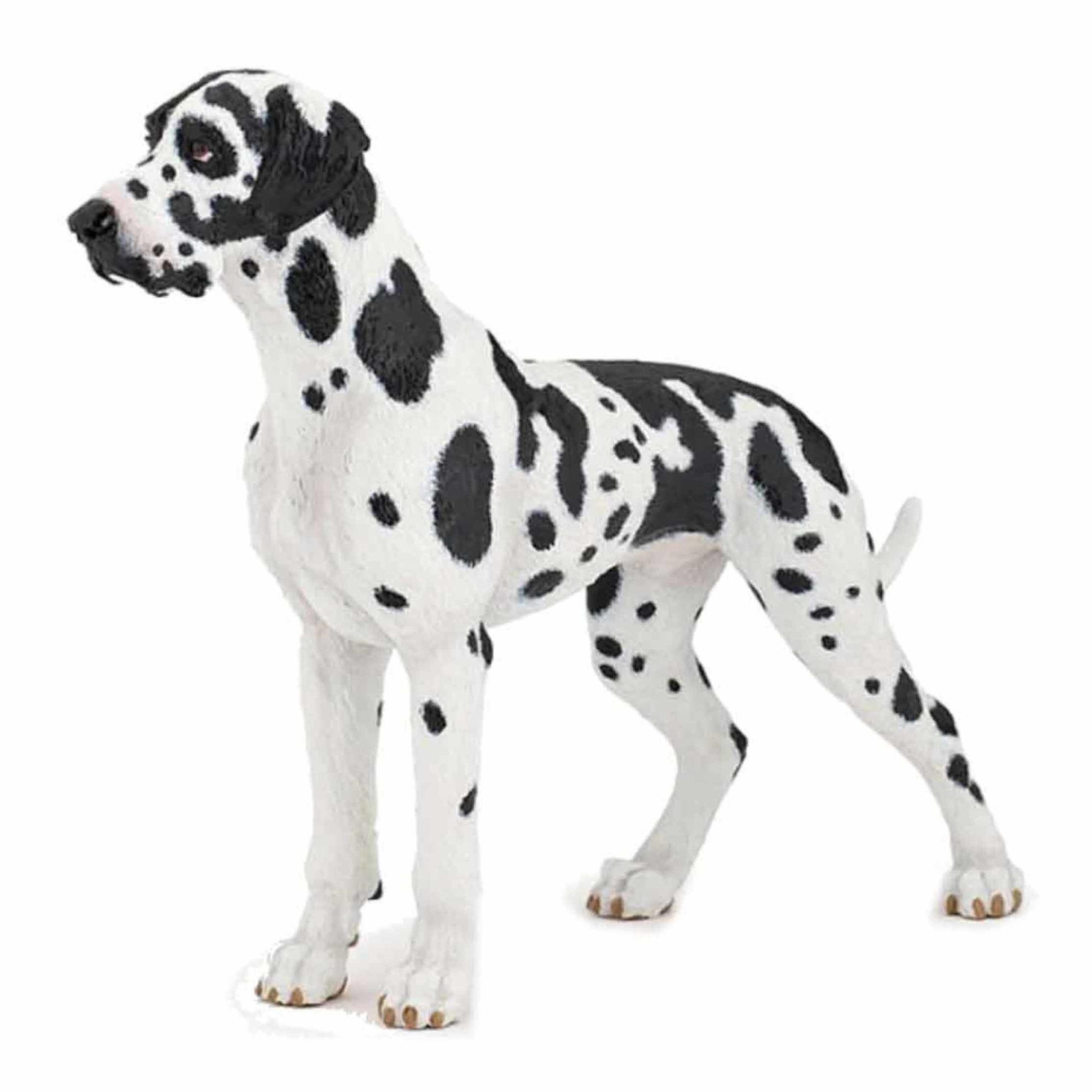 Deense Dog hond plastic