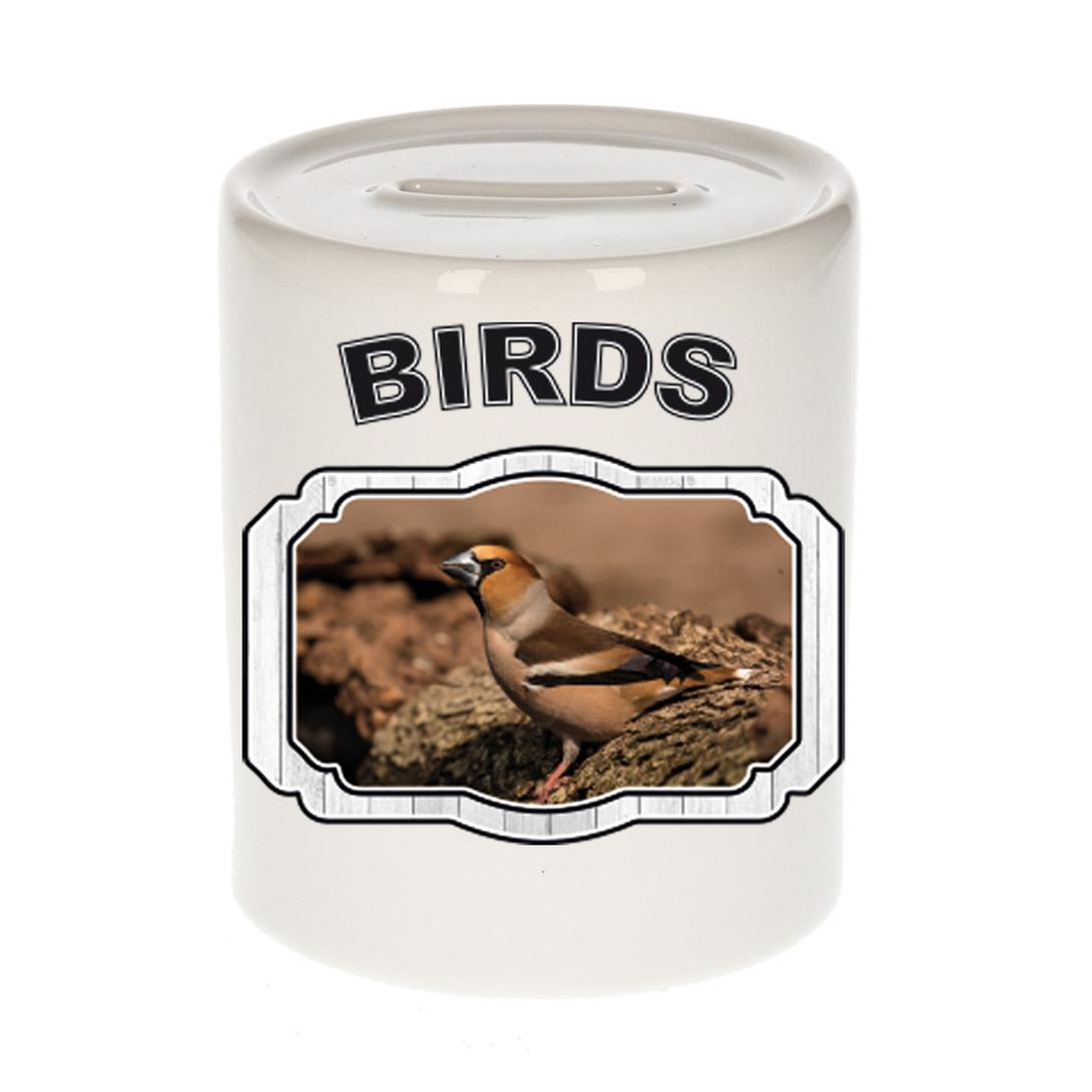 Dieren liefhebber appelvink vogel spaarpot - vogels cadeau