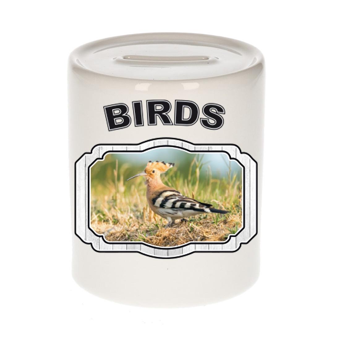 Dieren liefhebber hop vogel spaarpot - vogels cadeau