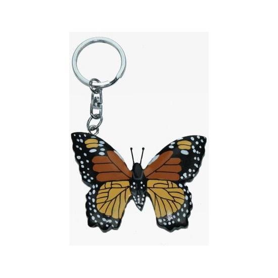 Afbeelding Dieren sleutelhanger vlinder door Animals Giftshop
