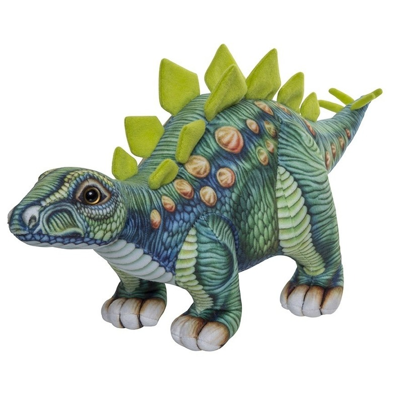 Dinoknuffel stegosaurus 47 cm