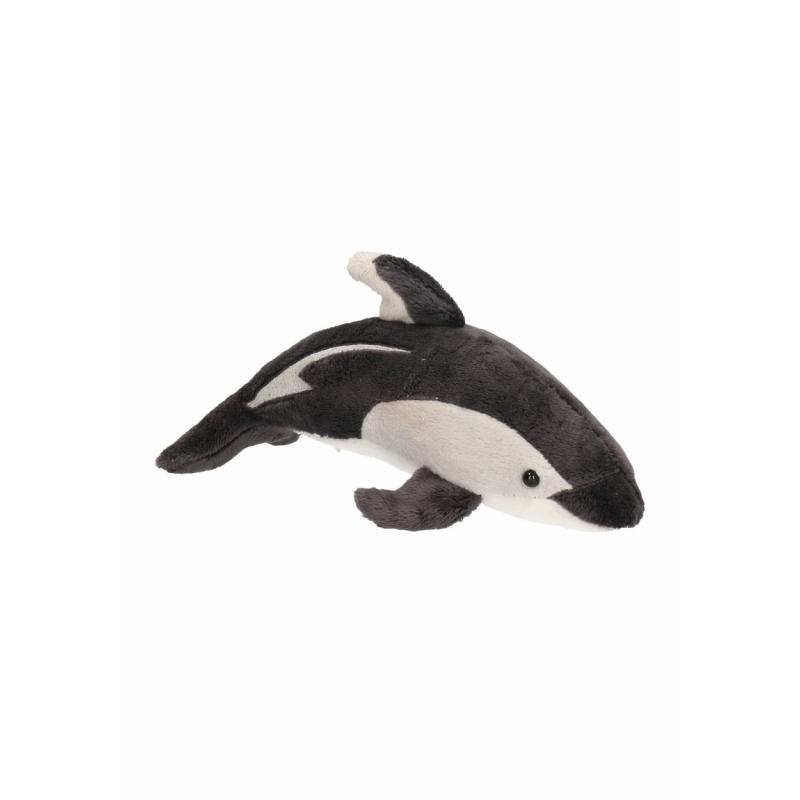 Dolfijn knuffeldier 23 cm