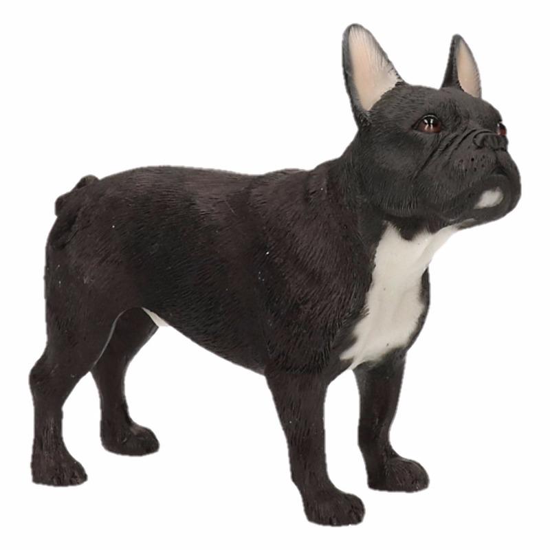 Franse Bulldog decoratie beeldje 12 cm